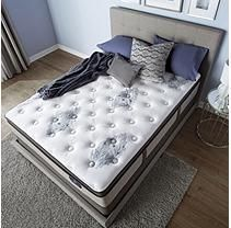 Serta Perfect Sleeper Baymist Cushion Firm Pillow Top Queen