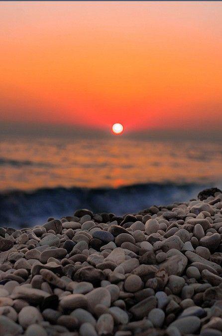 Sunset Time — Byblos