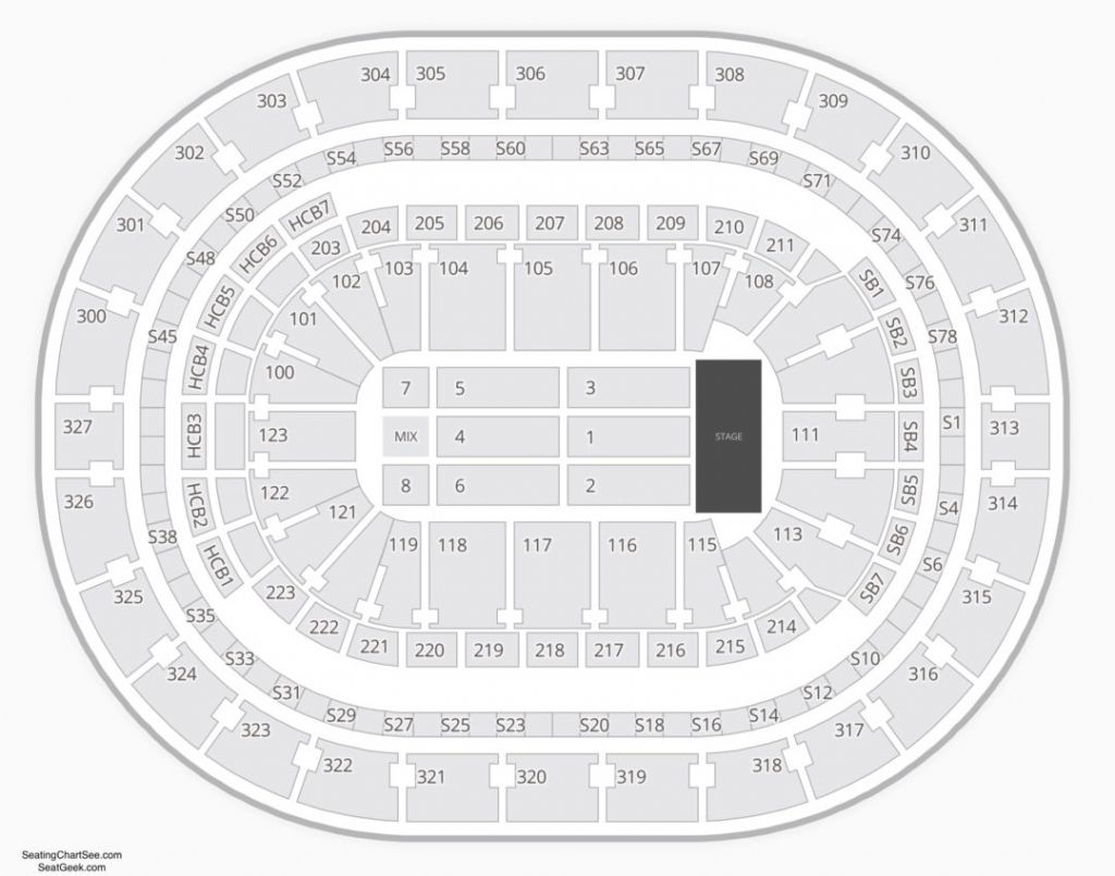 The Elegant Along With Gorgeous Keybank Center Seating Chart With Seat Numbers