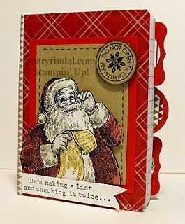 {scrap and stamp with mary}: Christmas Planning Journal