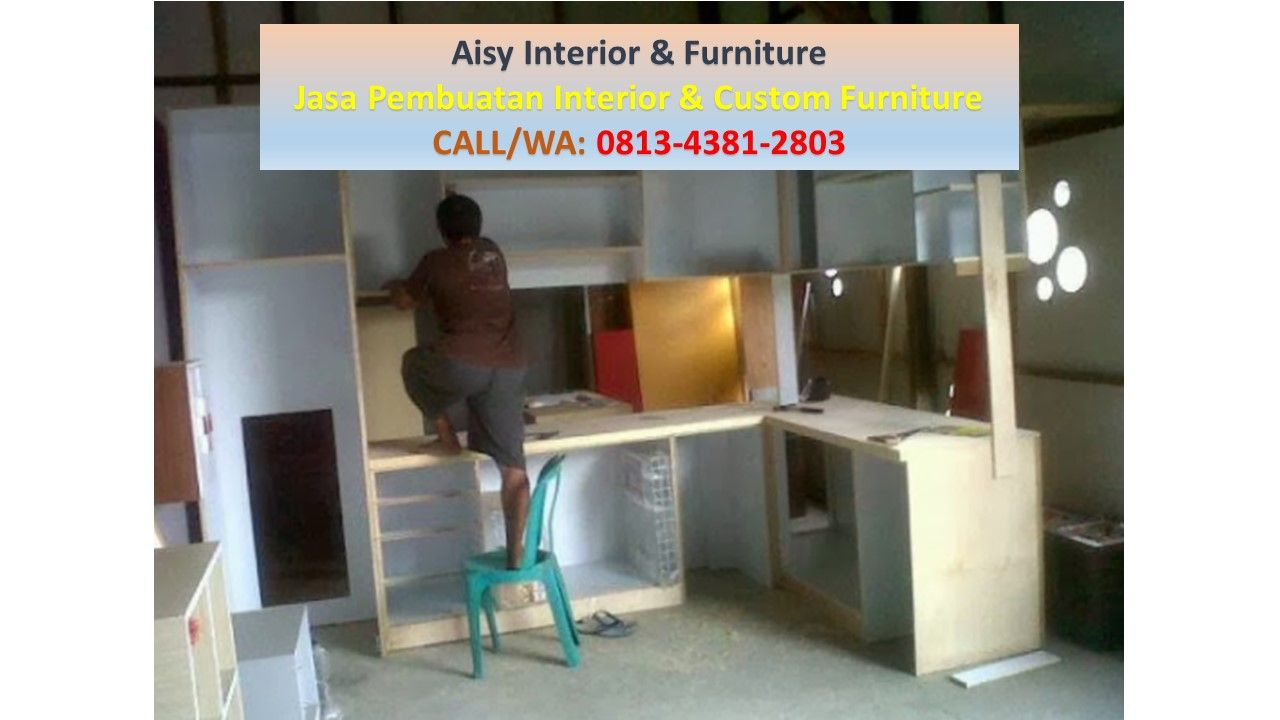Jasa interior furniture surabaya Jasa pembuatan furniture murah