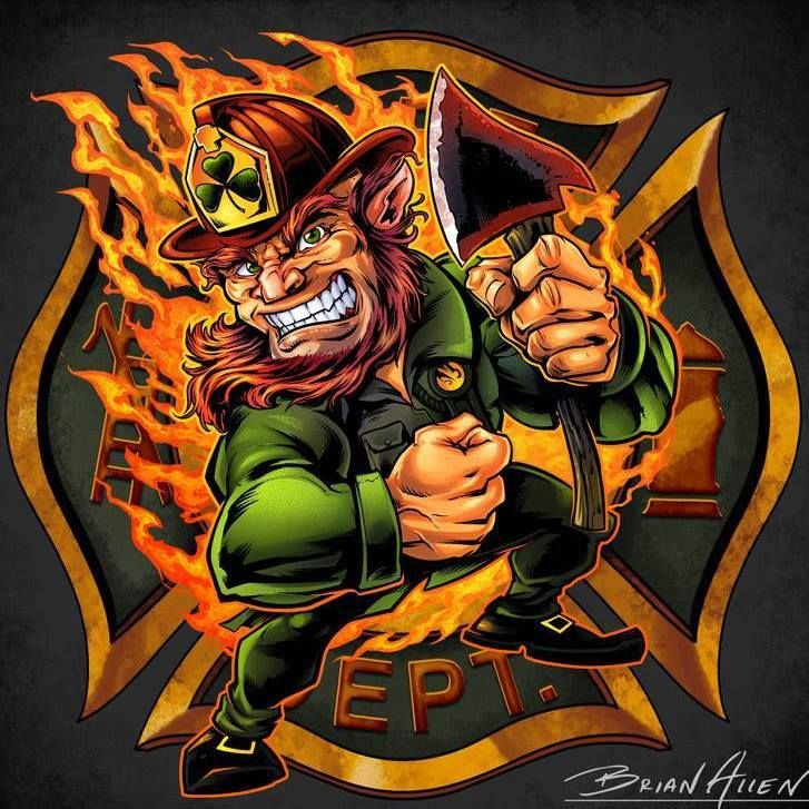 Pin by Lieutenant 107 on Firefighters (Logos & Posters