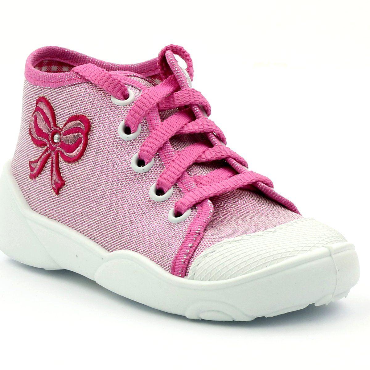 Befado Rozowe Obuwie Dzieciece 218p047 Baby Shoes Shoes Fashion