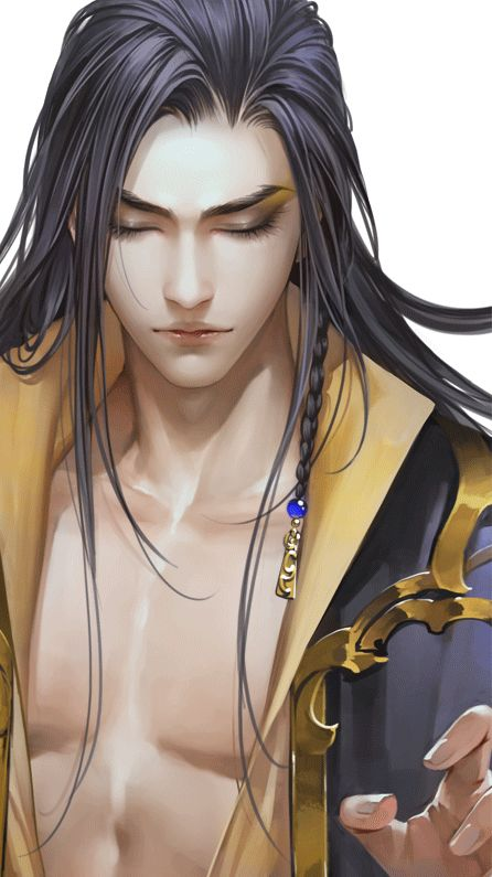 chinese fantasy male art song