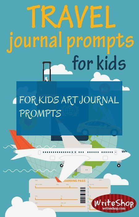 For Kids Art Journal Prompts Für Kinder Kunstjournal Eingabeaufforderungen