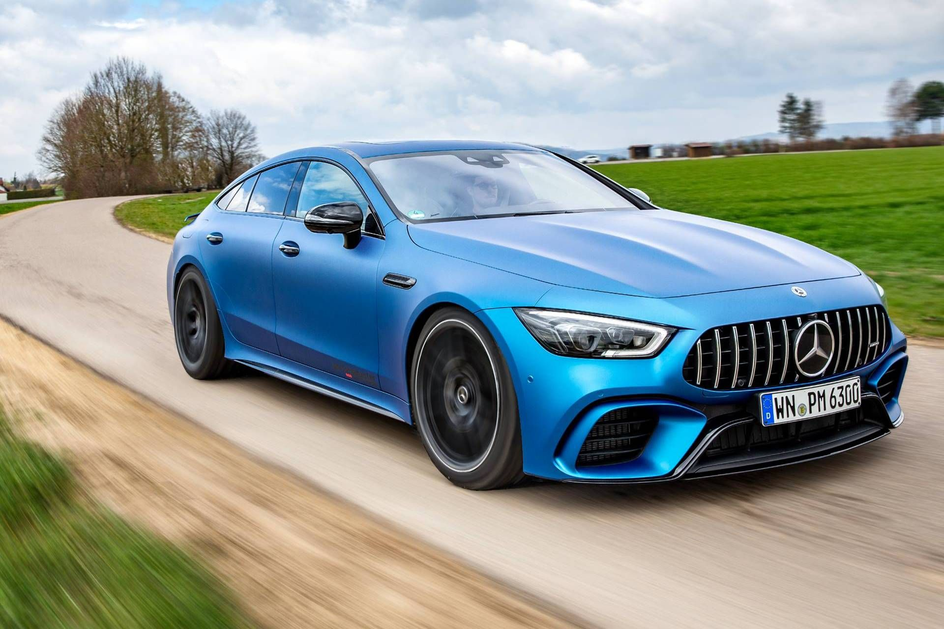 Ever Wondered How Fast The Mercedes Amg Gt 63 S Could Be When Properly Tuned Top Speed Mercedes Amg Amg Mercedes