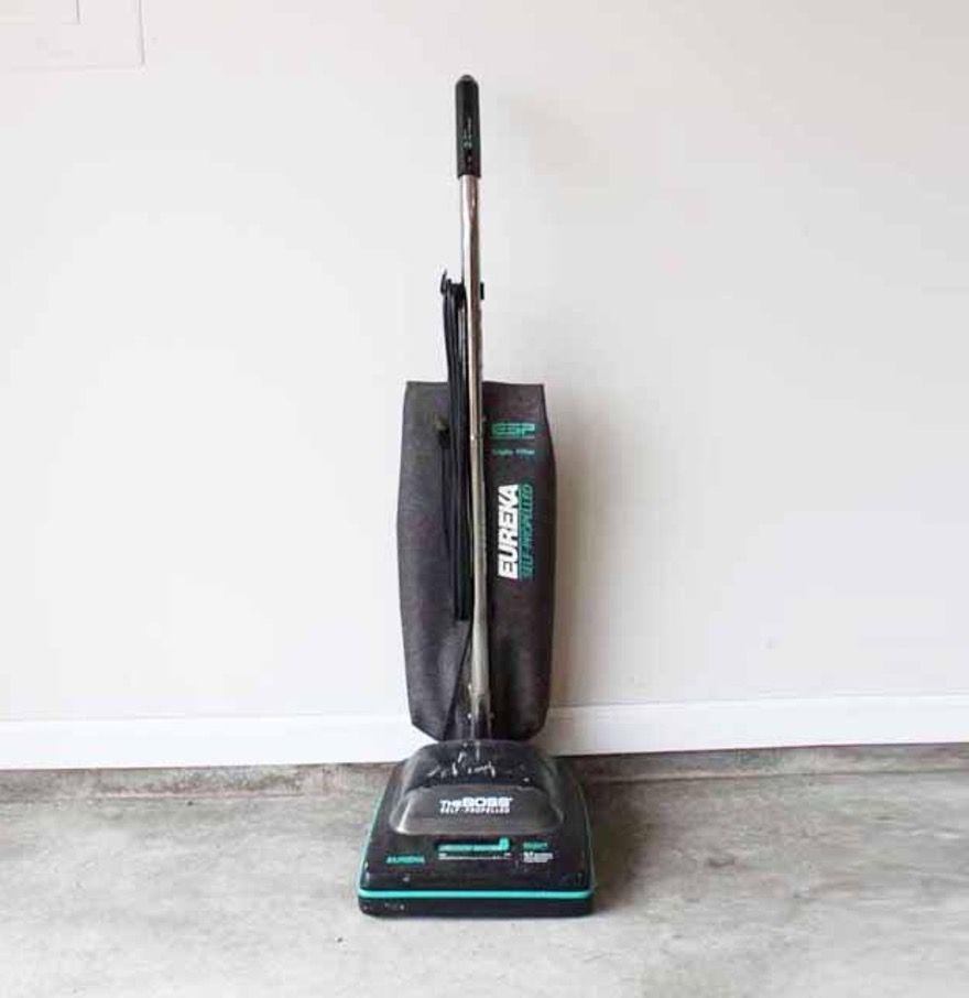 Eureka The Boss Self Propelled Vacuum Vacuums Eureka Upright Vacuums