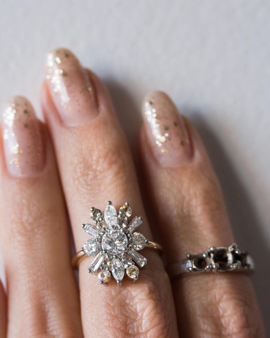 Redesigned Heirloom Classic Engagement Rings Beautiful