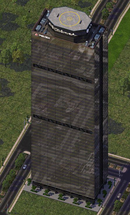 Screenshot for Torre Ejecutiva Pemex