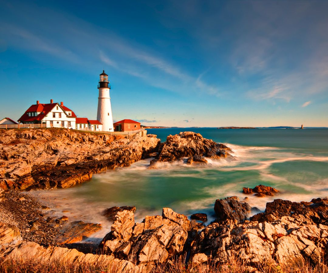 These 10 U.S Travel Destinations Are Going to Be Huge in 2017 - Portland, Maine from InStyle.com