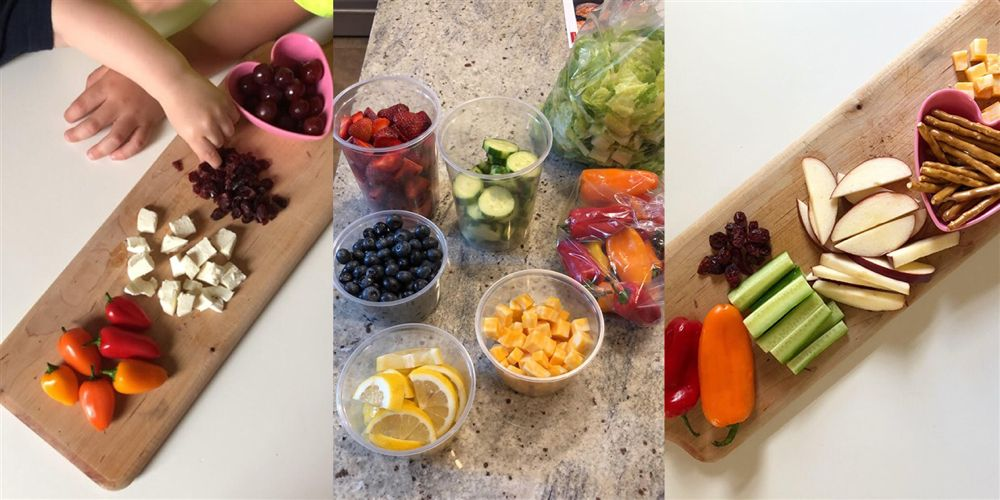 This mom posted a very simple fridge hack — and she's