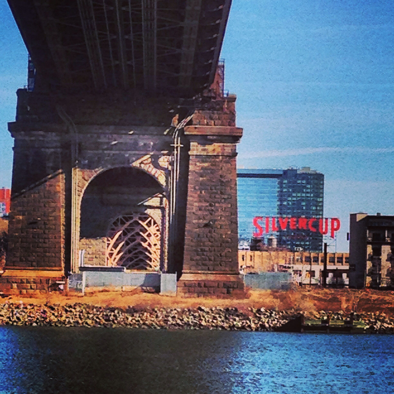 Silvercup Queens NY New york city, Queens ny, Tower bridge