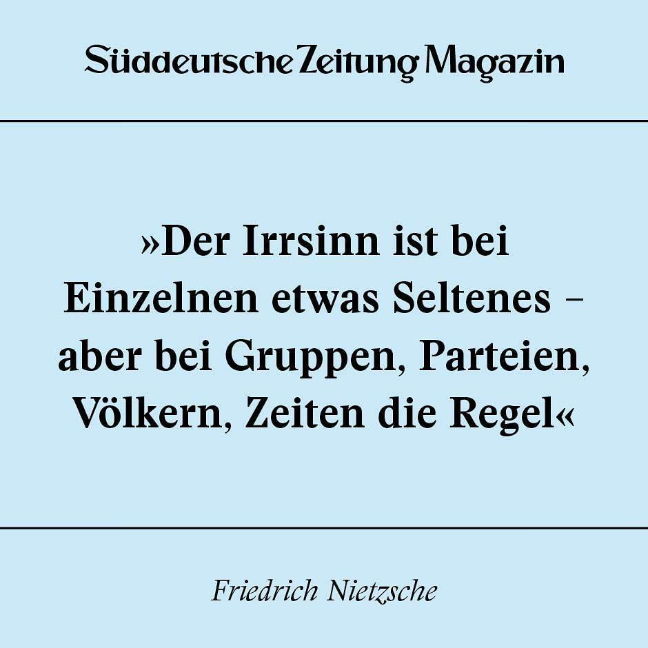 Gefallt 1 574 Mal 6 Kommentare Suddeutsche Zeitung Magazin Szmagazin Auf Instagram Das Wort Zum Sonntag Aus Dem Aktuellen Heft Digital Lesen Sz Notes