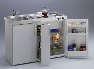 Muebles de Cocinas para Espacios Pequeños. Tener una cocina pequeña ...