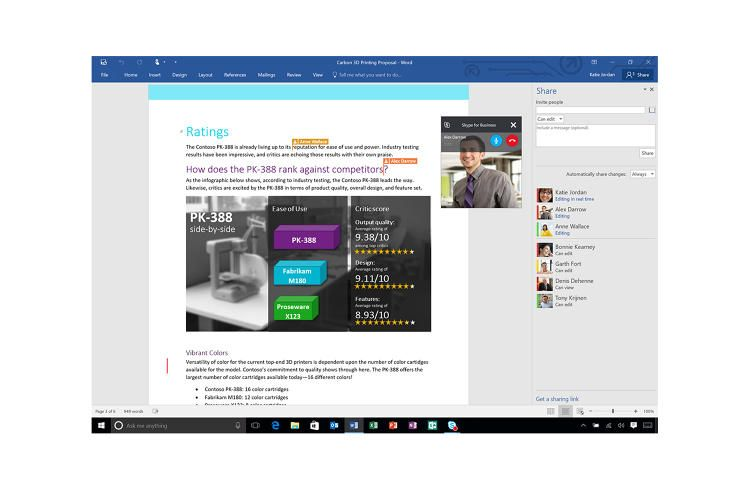 Microsoft Office 2016 And The End Of The Major Software Upgrade Microsoft Office Microsoft Microsoft Word 2016