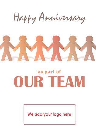Job Anniversary Card Ja10 New Job New Job Anniversary Cards