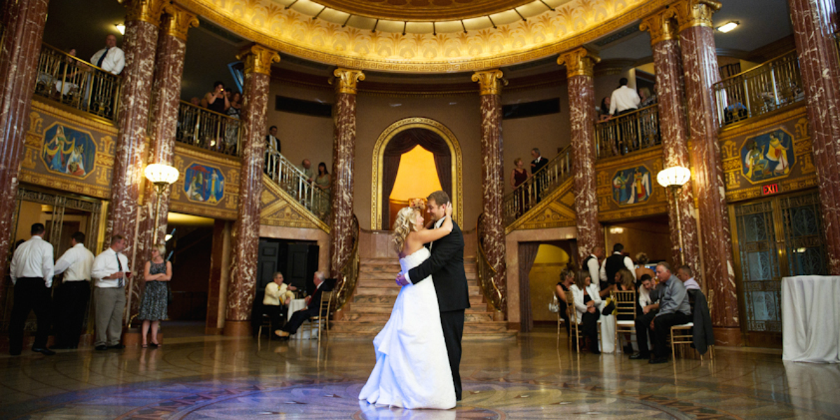 Severance Hall Cleveland Orchestra Weddings Price Out And Compare Wedding Costs For Ceremony Reception Venues In Oh