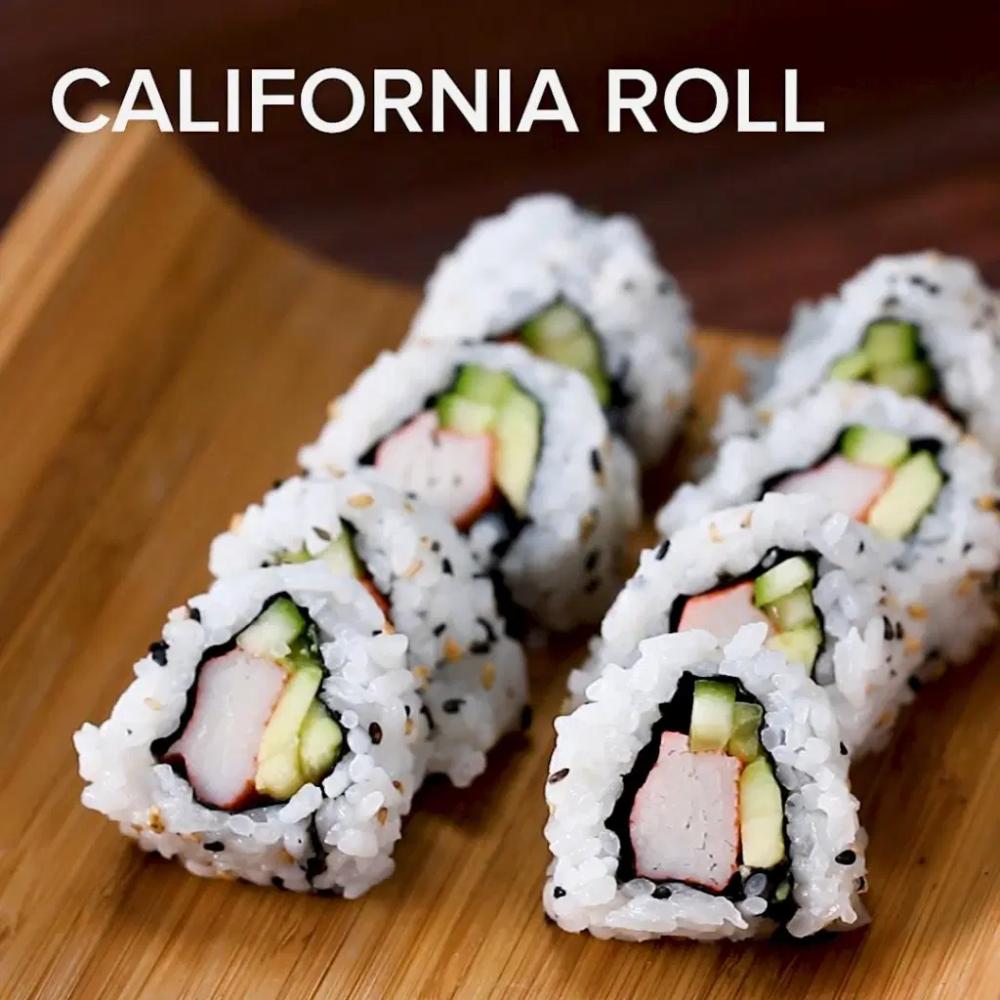 My Top 7 Sushi Roll Picks Tshirt Chef 77 Sushi Recipes Homemade California Roll Recipes Sushi Rice