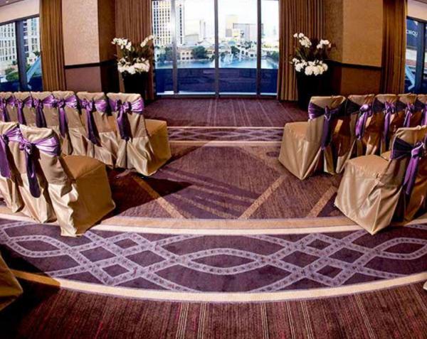 Ultimate Vegas Wedding Venue Guide Ceremony In Cosmopolitan S Point Loma Room