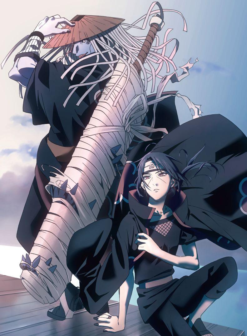 Itachi Kisame Itachi Uchiha Itachi Naruto Shippuden Anime