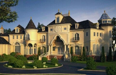 Perfect Mansion Luxury House Designs Fancy Houses Castle House Modern