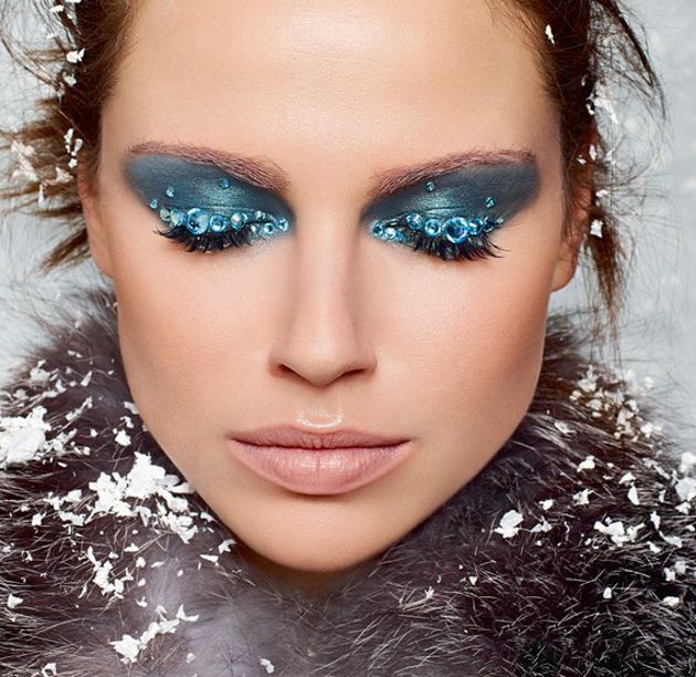Find Out About Makeup Trends Makeuplover Makeupandnails: Metallic Eyeshadow: Tips, Looks And Trends