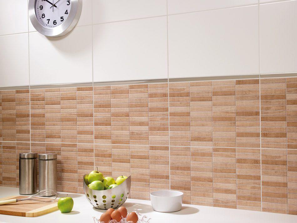 Tile Backsplash - Pamesa Cerámica | Kitchen- Cocina | Pinterest ...