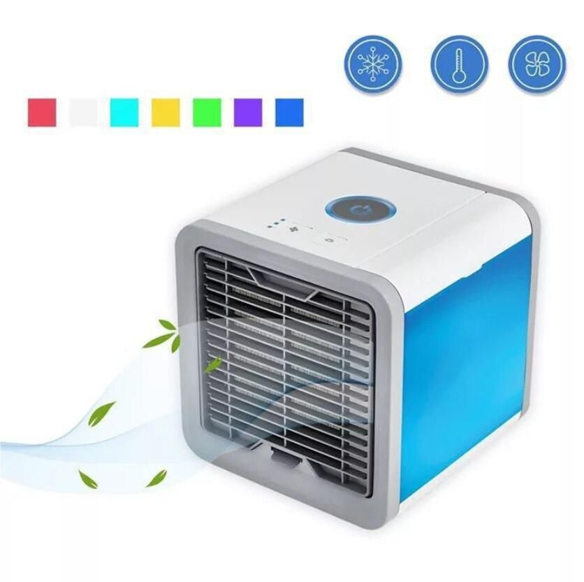 Ikvvt Usb Air Conditioner Air Cooler Fan Air Conditioning Mini