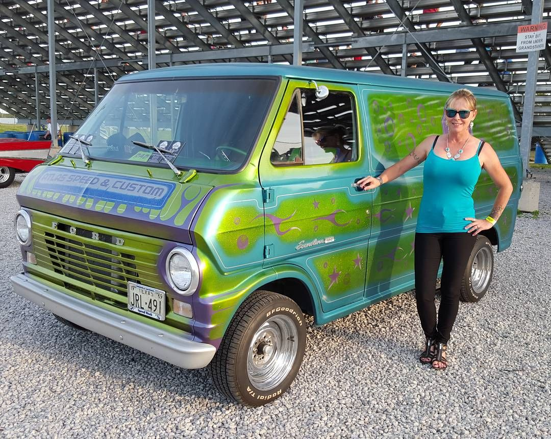 For Sale 1969 Ford Econoline Rebuilt Throughout New Brakes Van Brake Lines And