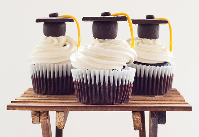 Graduation Cupcakes Essen