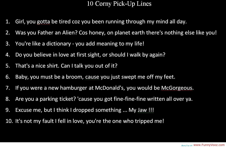 used up lol | Corny pick-up lines | Pinterest | Pick up ...