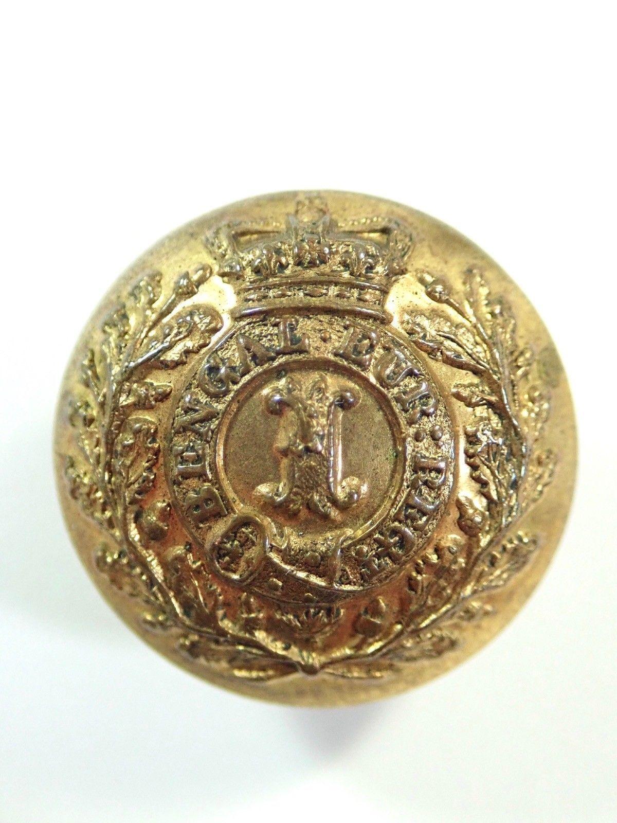 India 1st Bengal European Regiment original Victorian