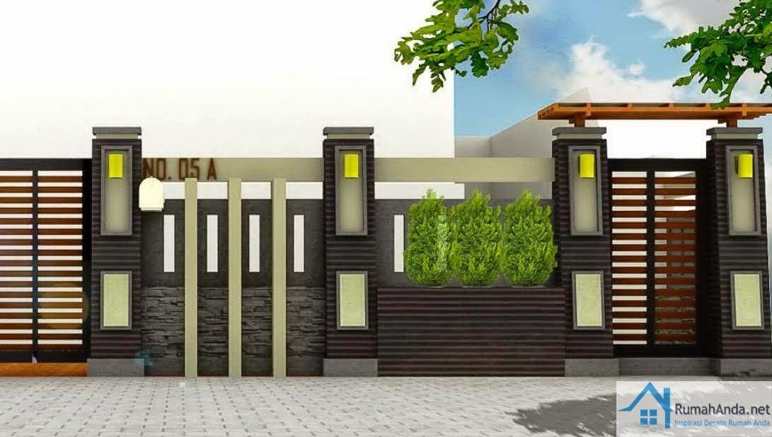 Contoh Kombinasi Warna Cat Tembok Pagar Rumah Baru Jpg Rumah