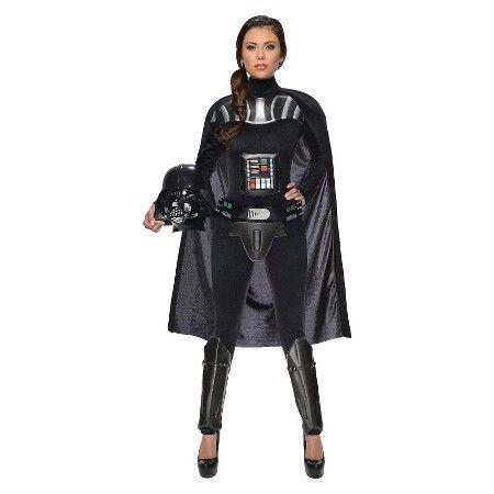 Star Wars Darth Vader Womenu0027s Bodysuit Costume  Target  sc 1 st  Pinterest & Star Wars Darth Vader Womenu0027s Bodysuit Costume : Target | I ? Star ...