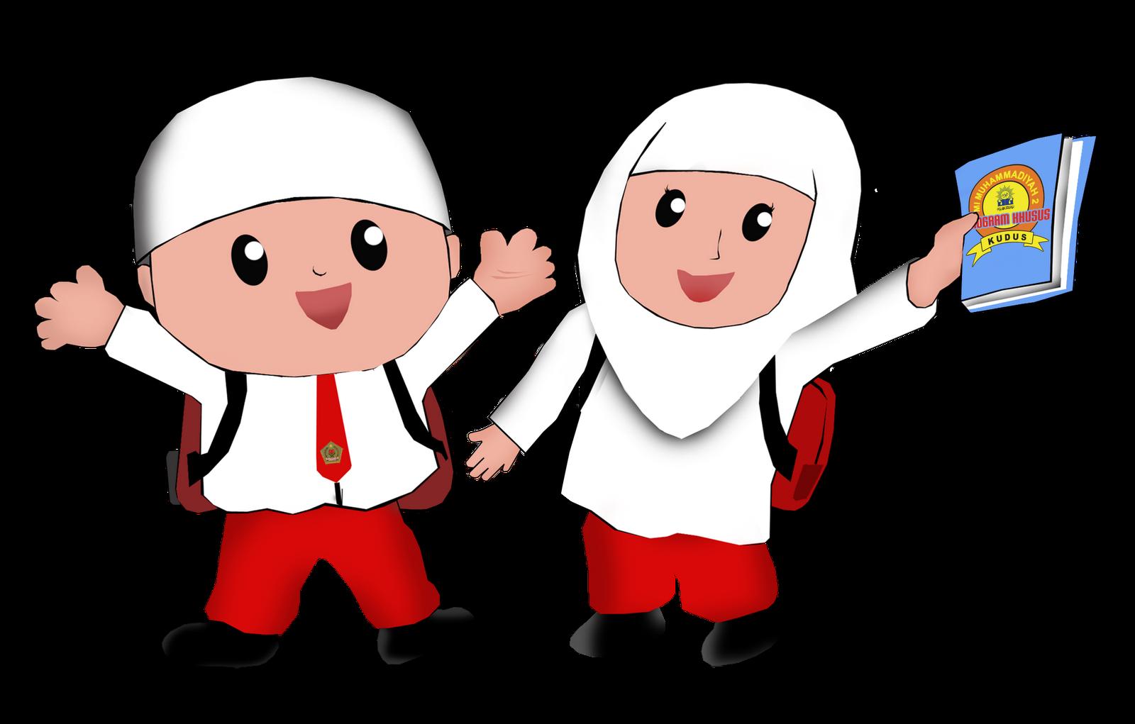 Gambar Kartun Anak Katoon Pinterest Wallpaper Islam And Muslim Kartun Gambar Lucu Sekolah Lucu
