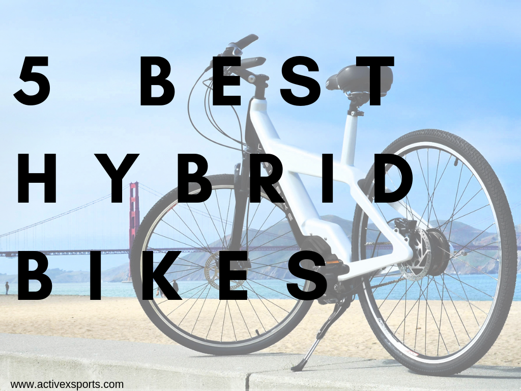 Want To Get A Hyrbid Bike We Reviewed The Best Ones Under 1000