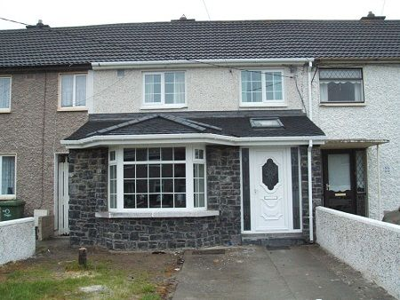 Front Extension With Bay Window