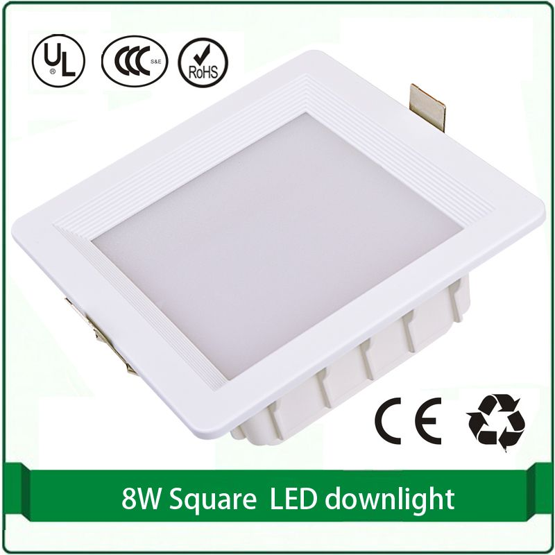 Solar System 12 Volt Led Recessed Light Square 5730 Led Downlight 12w 15w 18w Square Led Downlight 85 265v Led Down Lights Downlights Led Lights