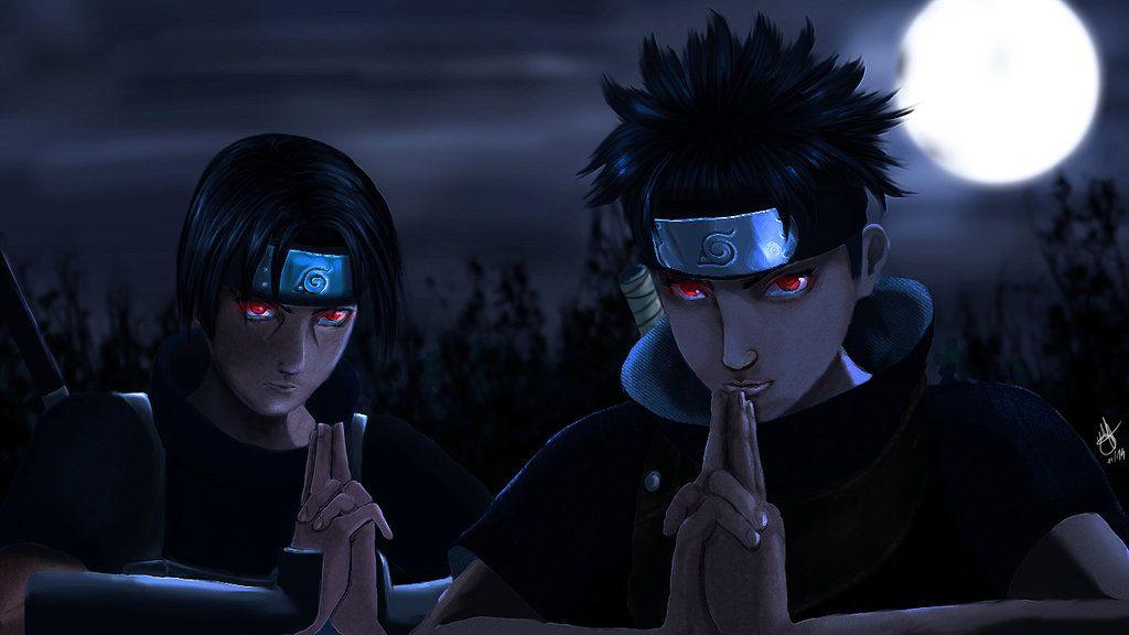 Itachi Shisui By AricaJade92deviantart On DeviantArt Sasuke Uchiha Naruto
