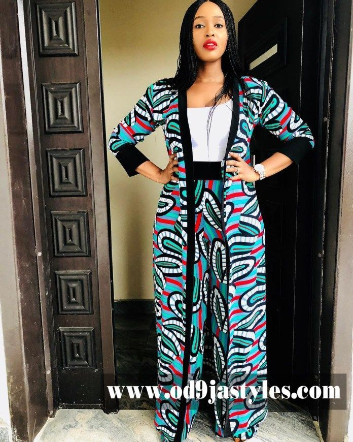 African clothing, Ankara print jumpsuit,African fashion,women clothing ,women fa… #africanfashion