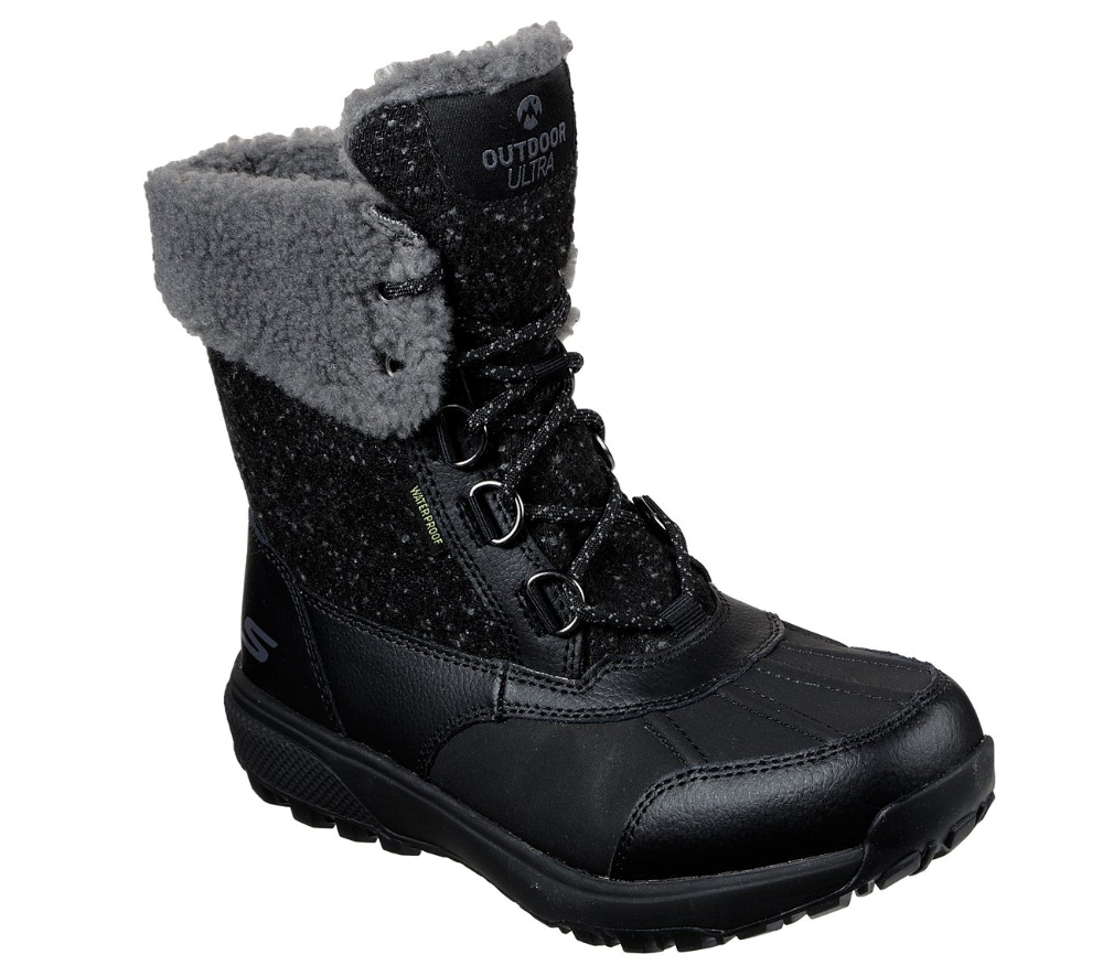 skechers on the go boots waterproof