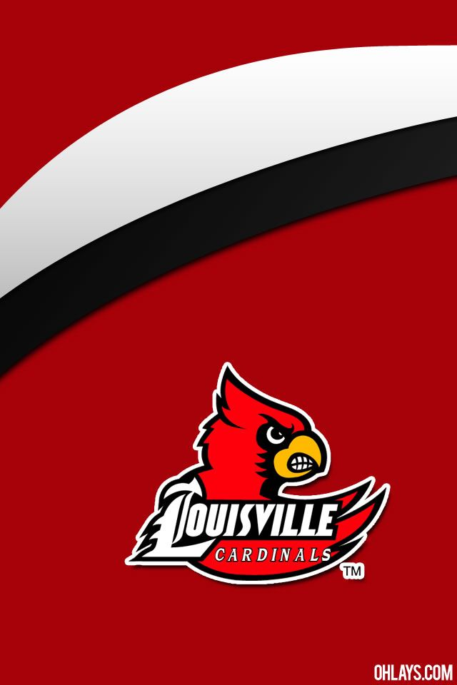 Louisville Cardinals Iphone Wallpaper Wallpapersafari In