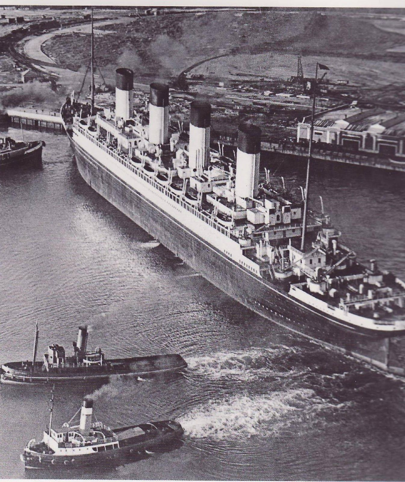 Olympic ship (Olympic): creation history, description, characteristics. White Star Line transatlantic liner 67