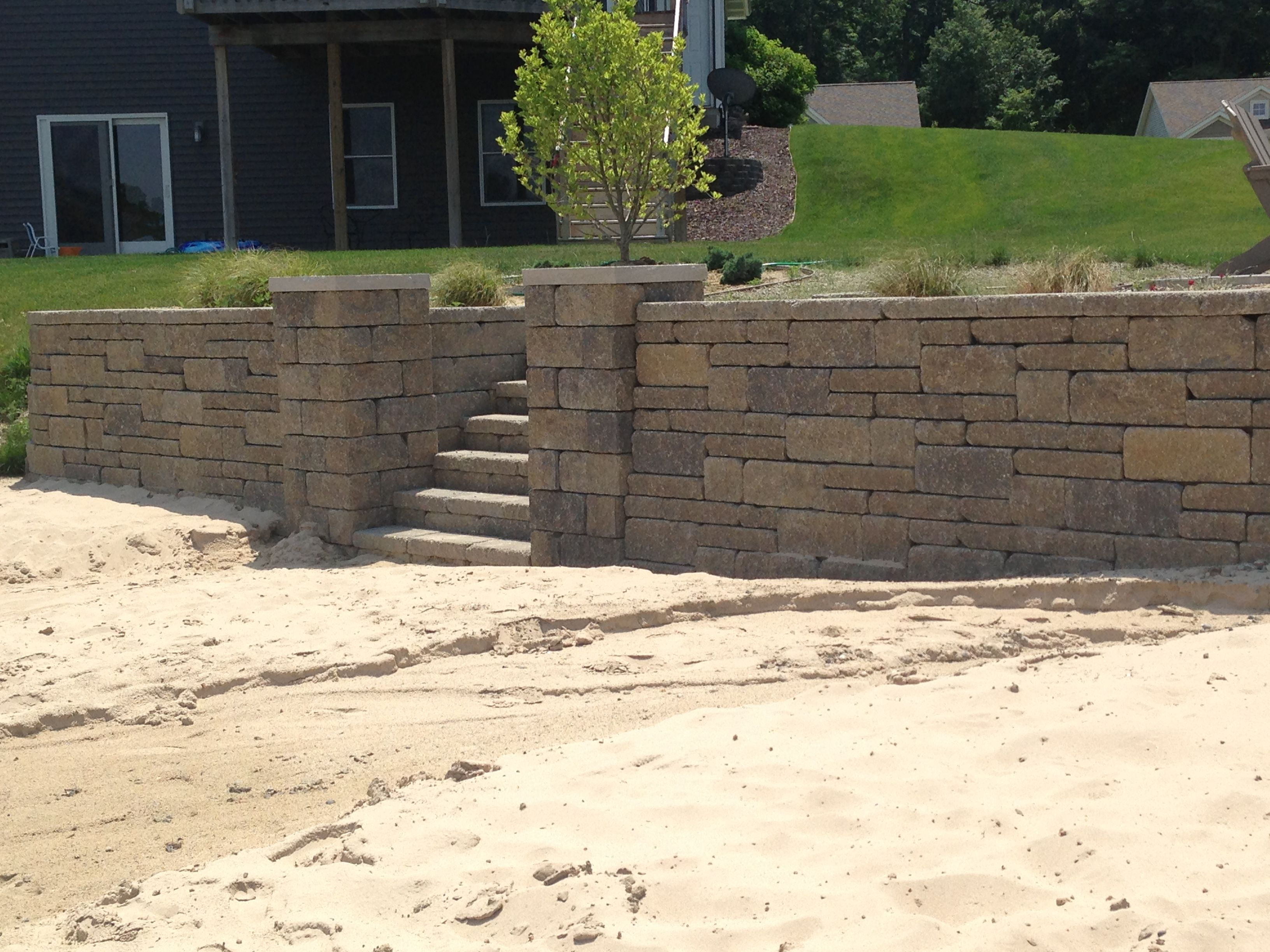 dock ideas retaining walls lake houses landscaping ideas yard ideas