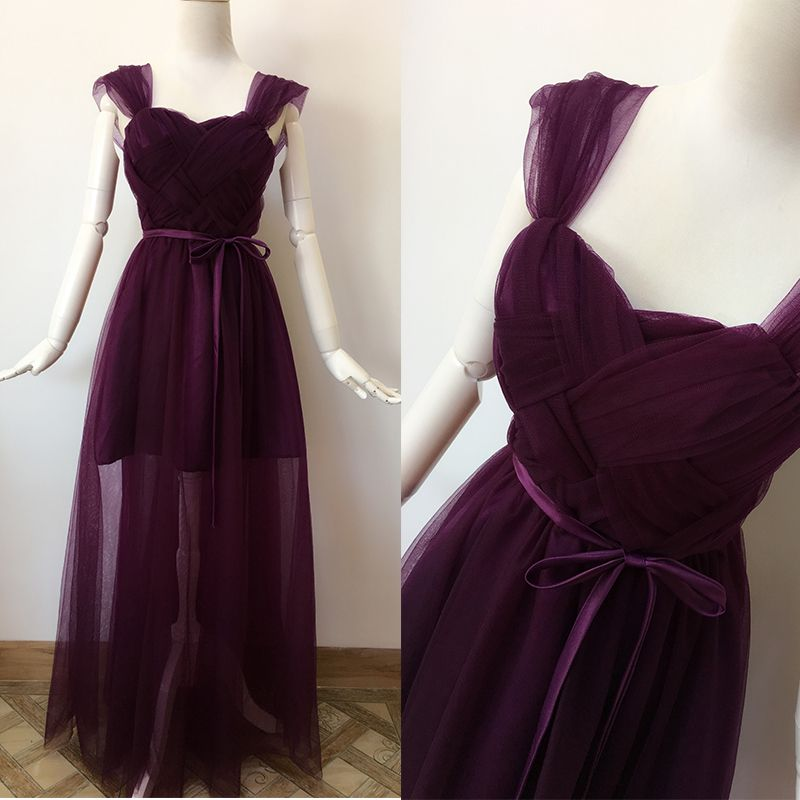 Click To Buy 2017 New Bridesmaid Dresses Plus Size Stock Cheap
