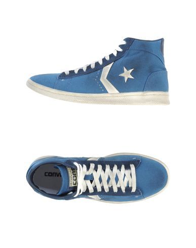 I found this great CONVERSE CONS High-tops on yoox.com. Click on the image above to get a coupon code for Free Standard Shipping on your next order. #yoox