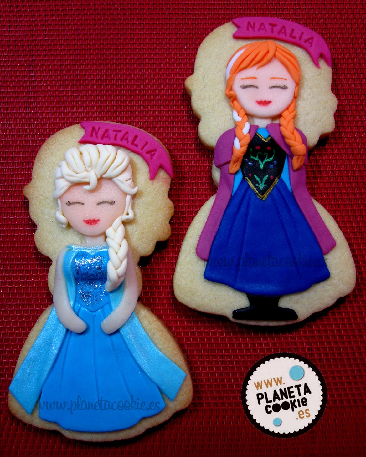 Galletas Decoradas De Princesas Galletas De Princesas Disney Planeta Cookie Galletas