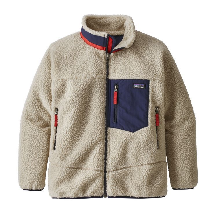 Kids' Retro-X® Fleece Jacket | kids patagonia | Patagonia
