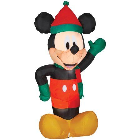 Mickey Holiday Air blown Halloween Decoration Products Pinterest