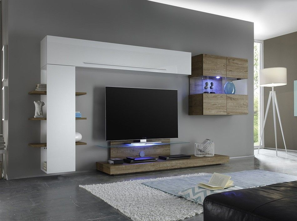 Lc Mobili Tv.Modern Wall Unit Line 2 1 By Lc Mobili Italy 1 635 00